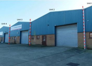 Thumbnail Light industrial to let in Unit 2, Riseborough Court, Vanguard Road, Great Yarmouth