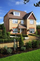 Thumbnail 1 bed detached house for sale in Sanderson Manor, Church Road, Hauxton, Cambridge