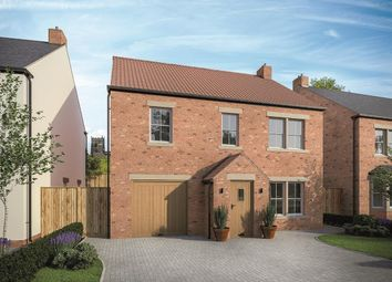 Thumbnail 4 bed detached house for sale in 12 The Green, Pickhill, Thirsk