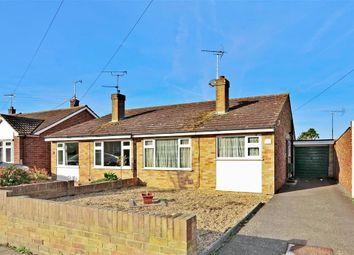 Thumbnail 2 bed semi-detached bungalow for sale in Brunswick Road, Birchington, Kent