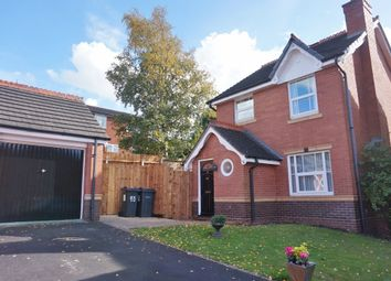 Thumbnail 3 bed detached house for sale in Rokeby Close, Sutton Coldfield