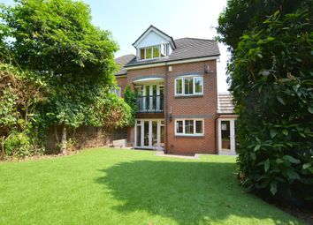 Thumbnail 6 bedroom detached house for sale in Cranley Terrace, Holders Hill Drive, London