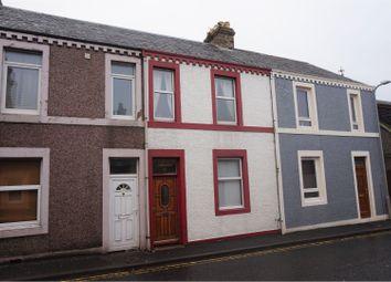 Thumbnail 3 bed terraced house for sale in Sun Street, Stranraer