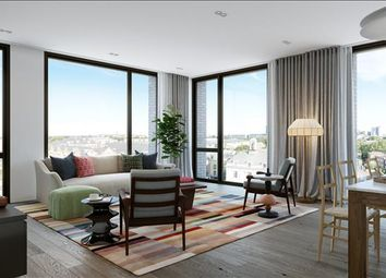Thumbnail 2 bed flat for sale in The Brentford Project, Catherine Wheel Road