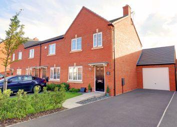 Thumbnail 3 bed end terrace house for sale in Tye Road, Fradley, Lichfield