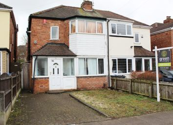 Thumbnail 2 bed semi-detached house for sale in Goodway Road, Great Barr, Birmingham