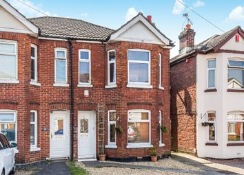 Thumbnail 3 bedroom semi-detached house for sale in Millais Road, Southampton