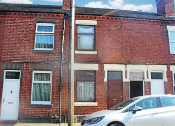 Thumbnail 3 bed terraced house for sale in Hines Street, Stoke-On-Trent, Staffordshire