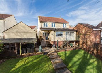 Thumbnail 4 bed detached house for sale in Jocelyn Mead, Crediton