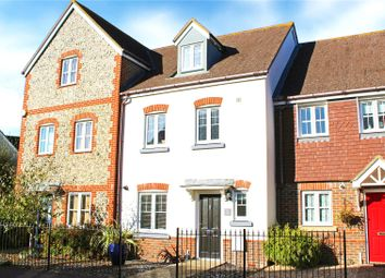 Thumbnail 4 bed terraced house for sale in Bramley Green, Angmering, West Sussex