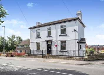 Thumbnail 3 bedroom detached house for sale in The Green, Ossett
