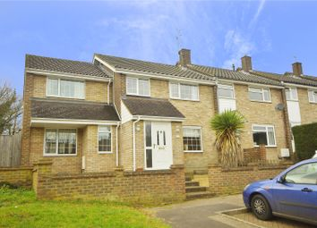 Thumbnail 4 bed end terrace house for sale in Aspfield Row, Hemel Hempstead, Hertfordshire