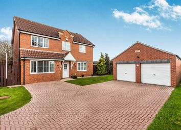 Thumbnail 4 bed detached house for sale in Whinflower Drive, Norton, Stockton-On-Tees