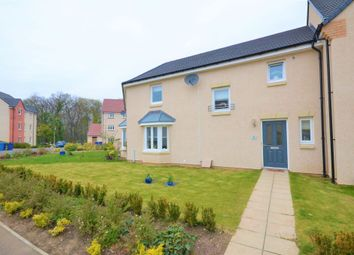 Thumbnail 3 bed terraced house for sale in 2 Wester Kippielaw Court, Dalkeith