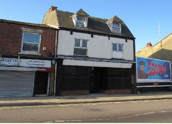 Thumbnail 1 bed flat to rent in Cleethorpes Road, Grimsby