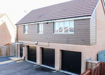 Thumbnail 2 bed detached house for sale in Whinchat Gardens, Leighton Buzzard