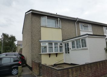 Thumbnail 3 bed end terrace house for sale in Hillmead, Norwich