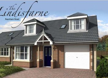 Thumbnail 3 bedroom detached bungalow for sale in Belford, Raynham Road, Plot 34, The Lindisfarne