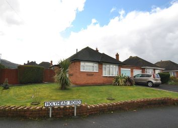 Thumbnail 2 bed detached bungalow for sale in Holyhead Road, Wellington, Telford, Shropshire