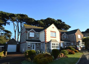 Thumbnail 4 bed detached house for sale in Pordenack Close, Carbis Bay, St. Ives, Cornwall