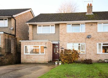 Thumbnail 3 bed semi-detached house for sale in Dryleaze, Wotton Under Edge, Glos