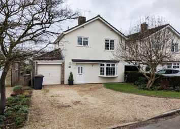 Thumbnail 3 bed link-detached house for sale in The Elms, Horringer, Bury St. Edmunds