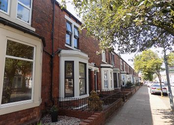 Thumbnail 3 bed town house for sale in Warwick Road, Carlisle