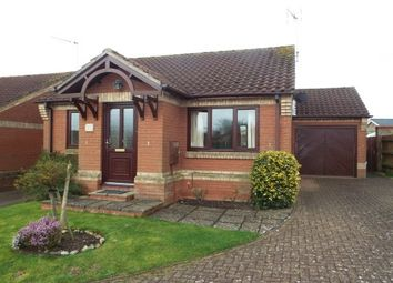 Thumbnail 2 bedroom bungalow to rent in Barley Meadow, Halesworth