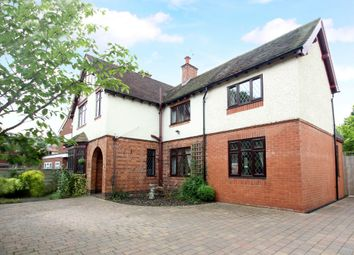 Thumbnail 4 bed detached house for sale in Tanners Lane, Tile Hill, Coventry