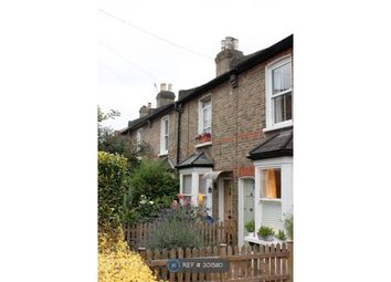 Thumbnail 2 bed terraced house to rent in Beverley Path, London