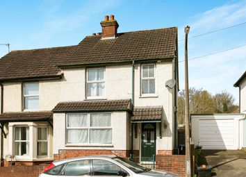 Thumbnail 3 bed semi-detached house for sale in Highbury Avenue, Salisbury