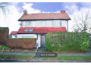 3 bed detached house to rent in Charterhouse Avenue, Wembley HA0