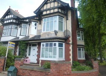 Thumbnail 3 bed flat to rent in Lawn Road, Doncaster
