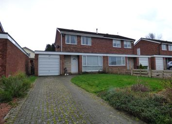 3 bed semi-detached house for sale in Chesterholm, Carlisle CA2