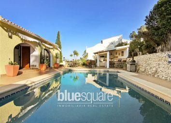 Thumbnail 4 bed property for sale in Benissa, Valencia, 03724, Spain
