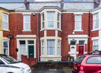 Thumbnail 2 bed flat for sale in Warton Terrace, Heaton, Newcastle Upon Tyne
