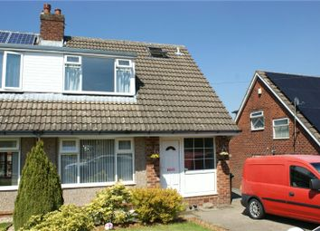 Thumbnail 3 bed semi-detached house for sale in Lampards Close, Allerton, Bradford, West Yorkshire