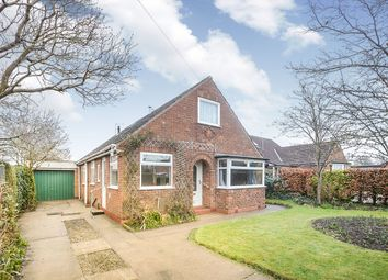 Thumbnail 4 bed bungalow for sale in Usher Lane, Haxby, York
