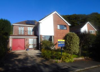 Thumbnail 5 bed property for sale in St. Catwg Walk, Mayals, Swansea