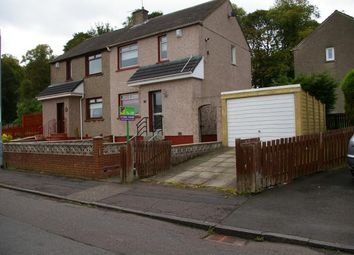 Thumbnail 2 bedroom detached house to rent in Langholm Crescent, Wishaw