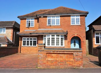 Thumbnail 5 bed detached house for sale in Belmont Road, Hemel Hempstead