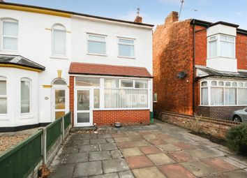 Thumbnail 3 bed semi-detached house for sale in Claremont Road, Birkdale, Southport
