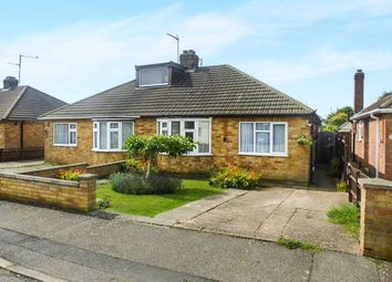 Thumbnail 3 bed semi-detached bungalow for sale in Oxford Street, Finedon, Wellingborough