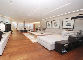 Thumbnail 5 bed flat to rent in Atrium Apartments, Park Road, Marylebone
