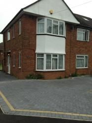 Thumbnail 4 bed shared accommodation to rent in Field Road, High Wycombe