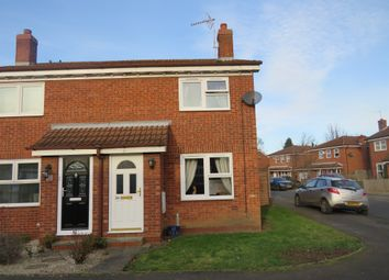 Thumbnail 3 bed semi-detached house for sale in Villa Close, Hemingbrough, Selby
