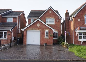 Thumbnail 3 bed detached house for sale in Hutchinson Way, Radcliffe