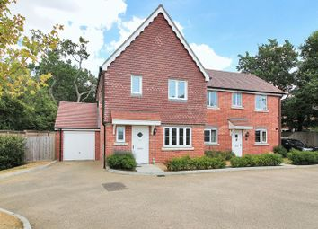 Thumbnail 3 bed semi-detached house for sale in Ringley Road, Horsham