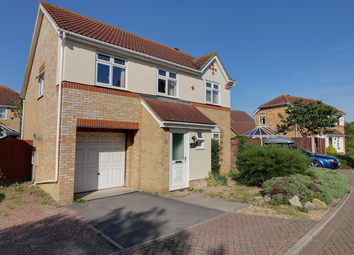 Thumbnail 4 bed detached house to rent in Chestnut Lane, Ashford