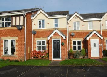 Thumbnail 2 bed terraced house for sale in Bramblefields, Northallerton